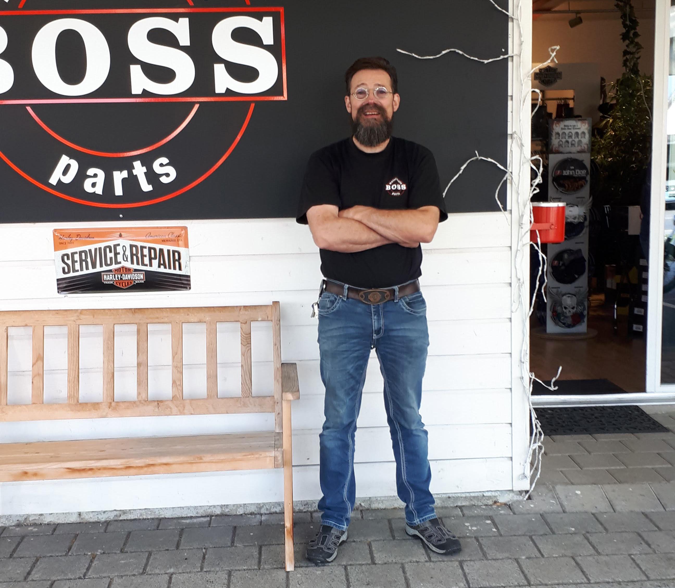 Stefan Boss